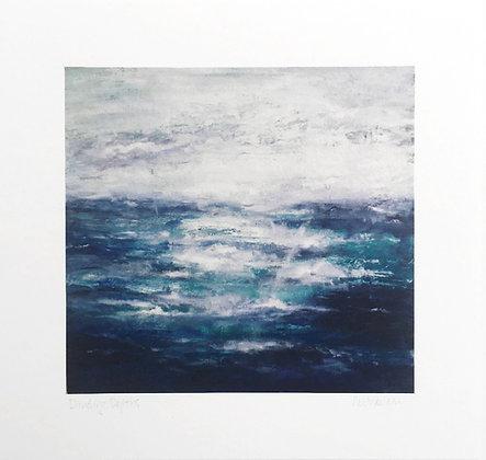 'Dividing Depths' (Print) 3 sizes listed