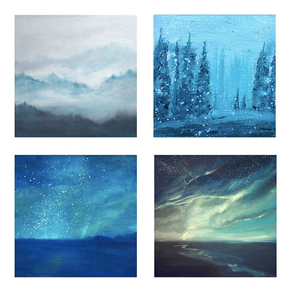 The Winter Collection (Pack of 4)