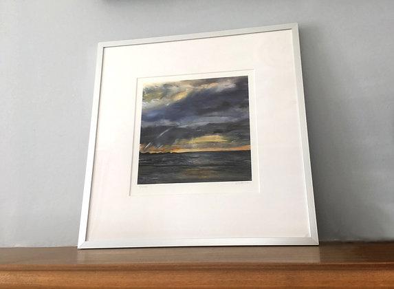 Dusk (framed)