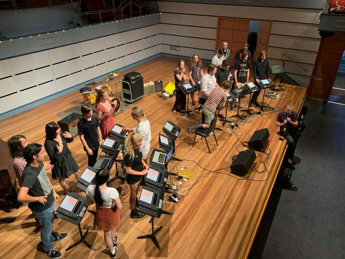 Push Orchestra