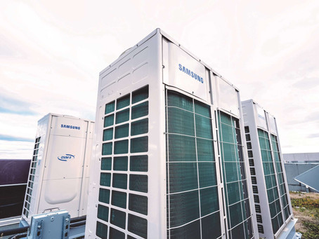 Samsung VRF System Provides Efficiency and Comfort through Ultimate Zoning Solution