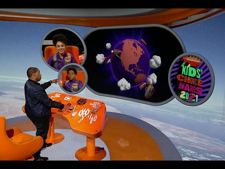 Nickelodeon'ın çocukların seçimi ödülleri