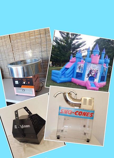 Disney frozen jumping castle, party hire sydney