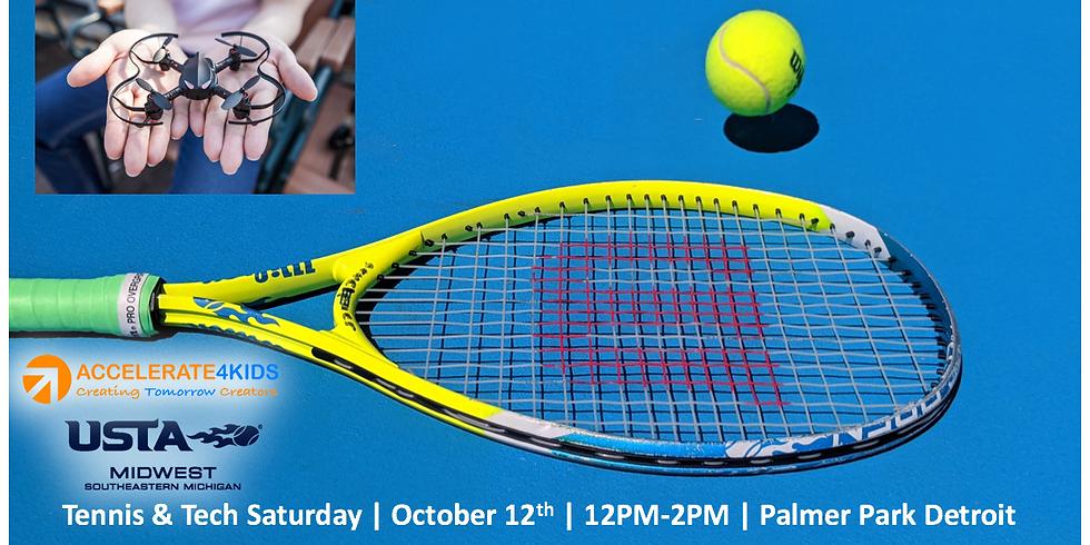 Tennis & Tech Saturday
