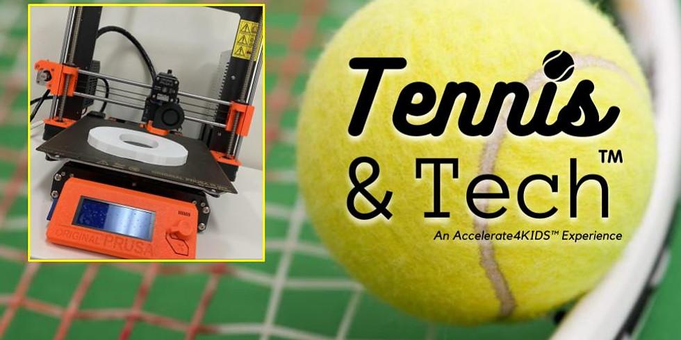 Tennis & Tech™ at Palmer Park