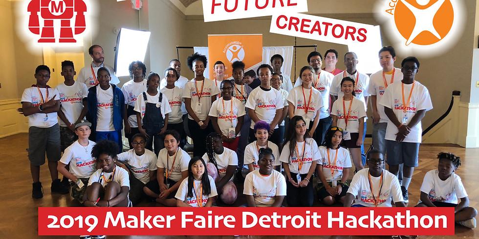 Maker Faire Detroit Hackathon (1)