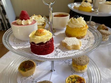 Day trip to Glen Derwent Tea rooms
