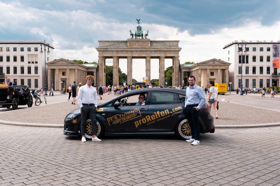 it's tuning, not racing, Berlin, Branden