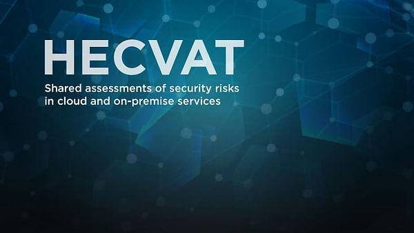 HECVAT Vendor Risk Framework