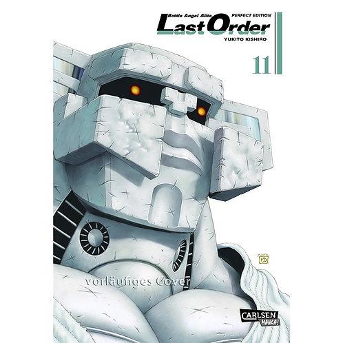 Battle Angel Alita - Last Order - P.E. - Band 11 (Manga | Carlsen Manga)