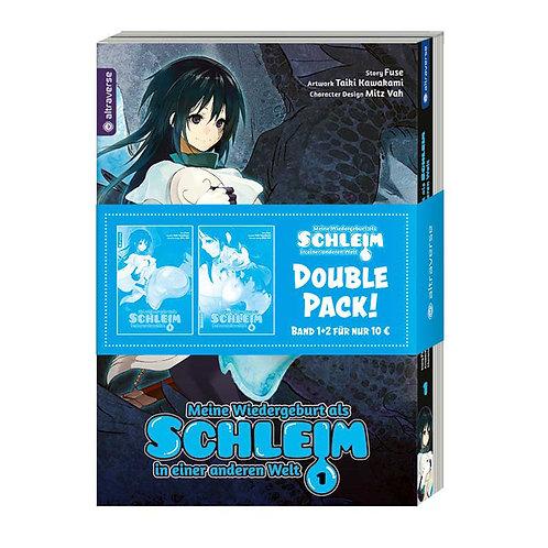 Meine Wiedergeburt als Schleim... Double Pack - Band 1 & 2 (Manga   altraverse)