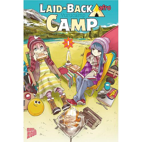 Laid-Back Camp - Band 1 (Manga   Manga Cult)