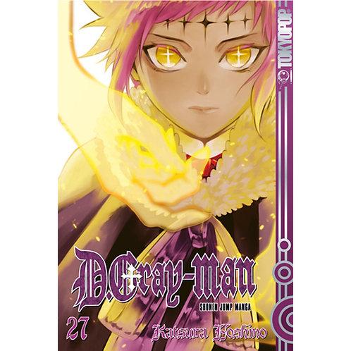D.Gray-Man - Band 27 (Manga   Tokyopop)