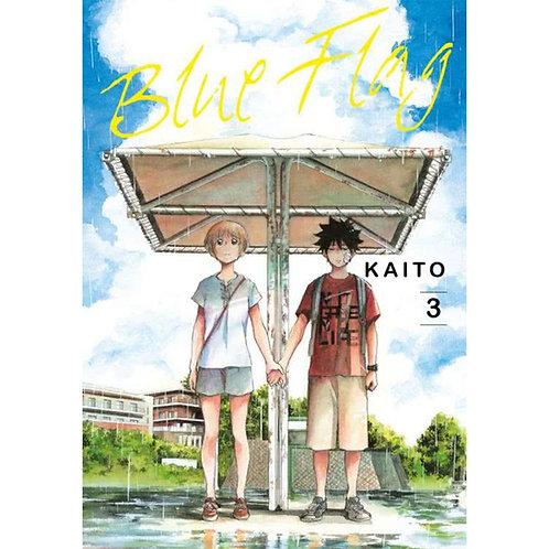 Blue Flag  - Band 3 (Manga   Carlsen Manga)