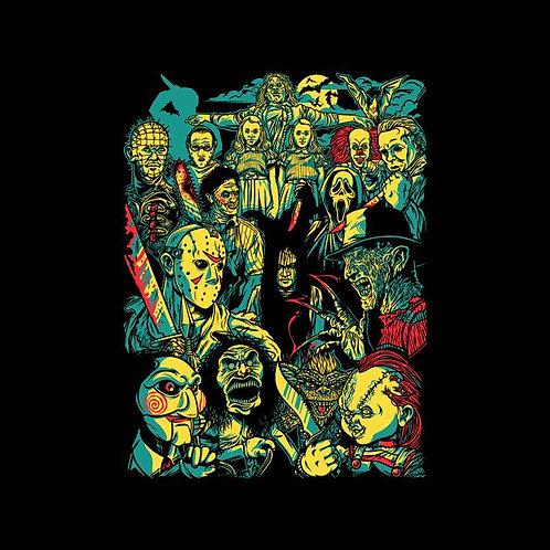 Fatal Reunion (T-Shirt   Unisex S - XL)