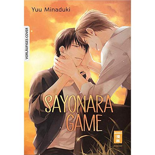 Sayonara Game (Manga   Egmont Manga)