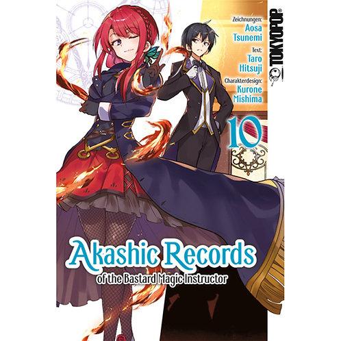 Akashic Records of the Bastard Magic Instructor - Band 10 (Manga   Tokyopop)