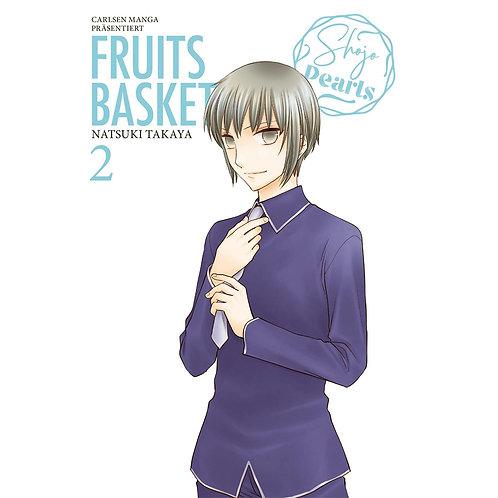 Fruits Basket Pearls - Band 2 (Manga   Carlsen Manga)