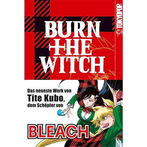 Burn The Witch - Band 01 (Manga | TokyoPop)