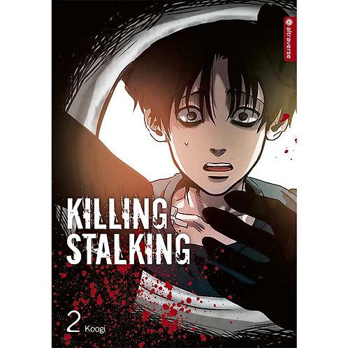 Killing Stalking - Band 02 (Manga   altraverse)