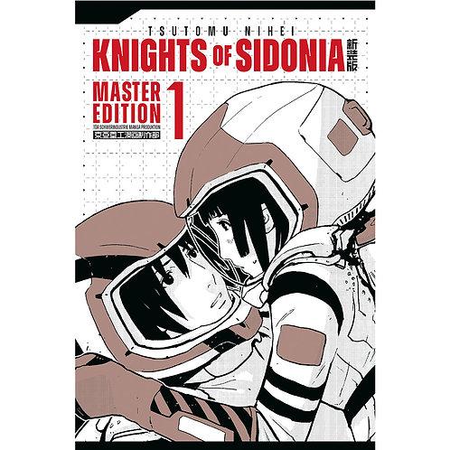 Knights of Sidonia - Master Edition - Band 1 (Manga   Manga Cult)