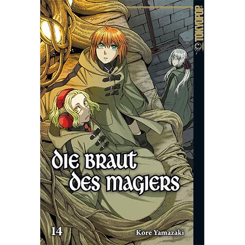 Die Braut des Magiers - Band 14 (Manga | Tokyopop)