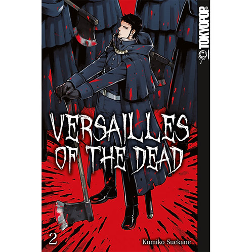 Versailles of the Dead - Band 2 (Manga | TokyoPop)