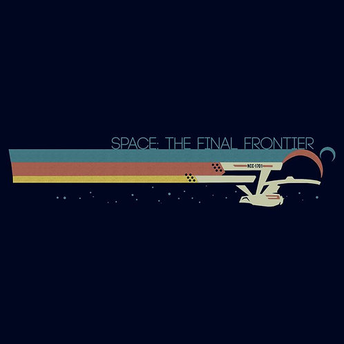 The Final Frontier (T-Shirt | Ladies S - XL)