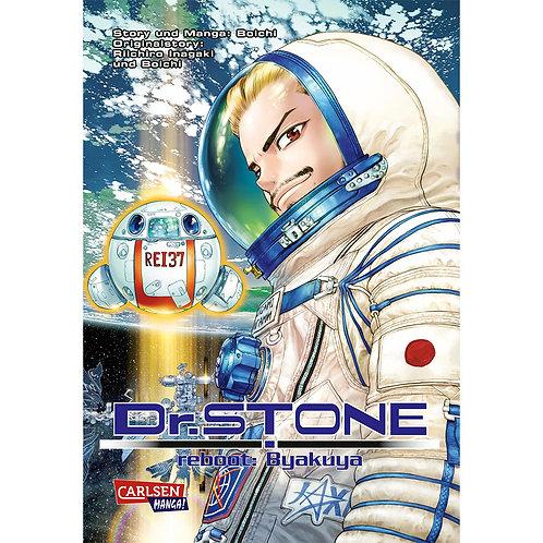 Dr. Stone reboot: Byakuya (Manga | Carlsen Manga)