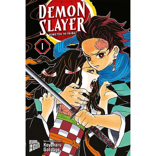 Demon Slayer - Band 1 (Manga   Manga Cult)