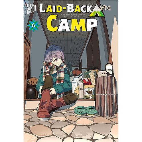 Laid-Back Camp - Band 6 (Manga   Manga Cult)