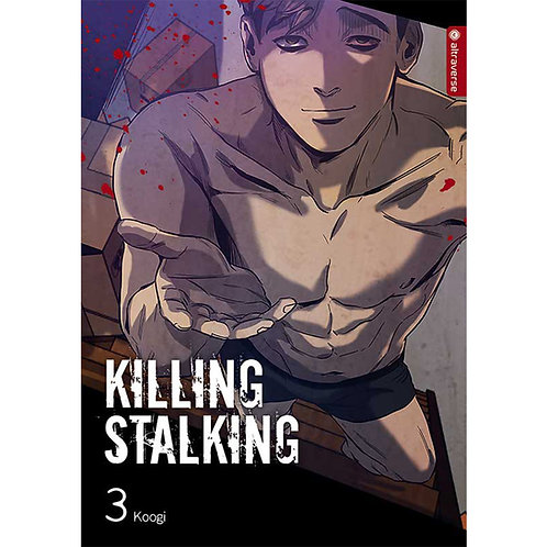 Killing Stalking - Band 03 (Manga   altraverse)