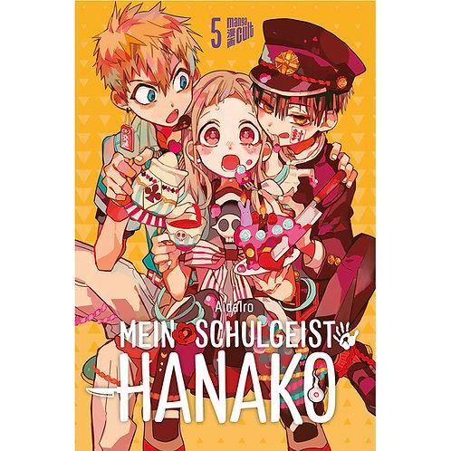 Mein Schulgeist Hanako  - Band 5 (Manga | Manga Cult)