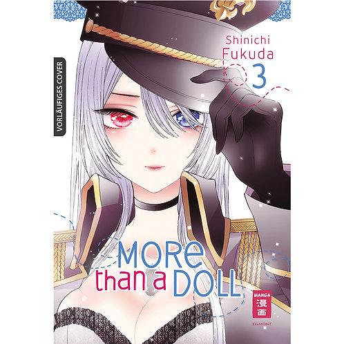 More than a Doll - Band 3 (Manga | Egmont Manga)