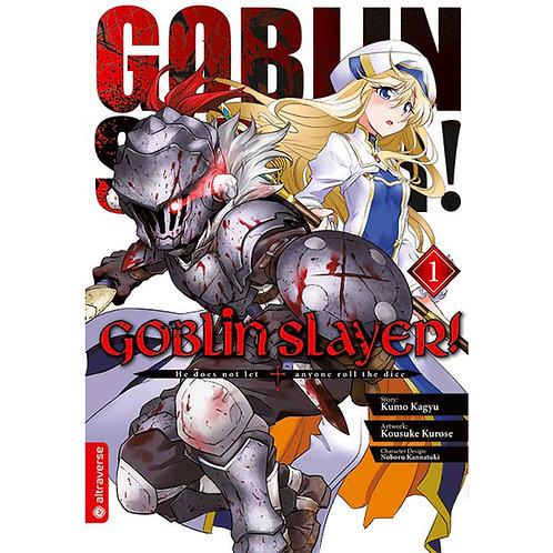 Goblin Slayer! - Band 1 (Manga | altraverse)