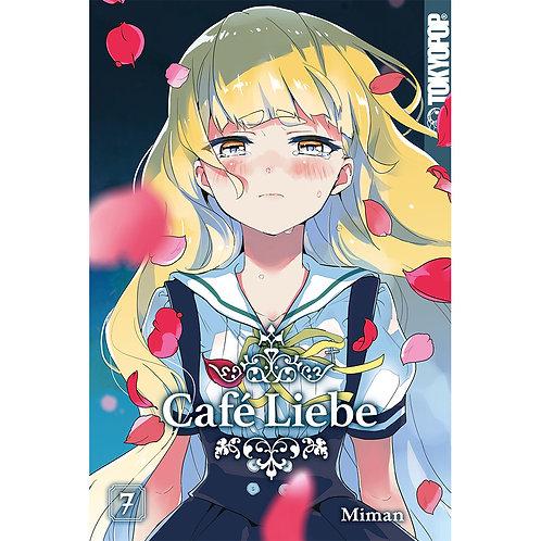 Café Liebe - Band 7 (Manga   Tokyopop)