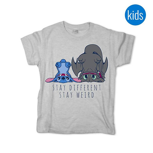Stay Weird (T-Shirt - Kids XS - XL)