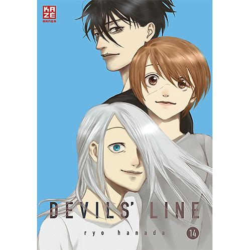 Devils' Line - Band 14 (Manga | Kazé)