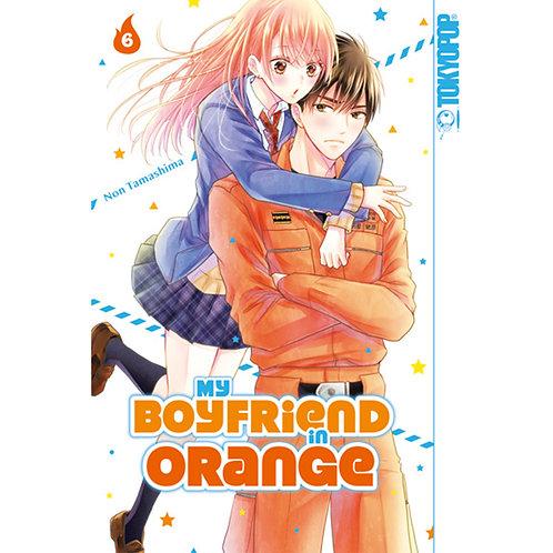 My Boyfriend in Orange - Band 6 (Manga   Tokyopop)