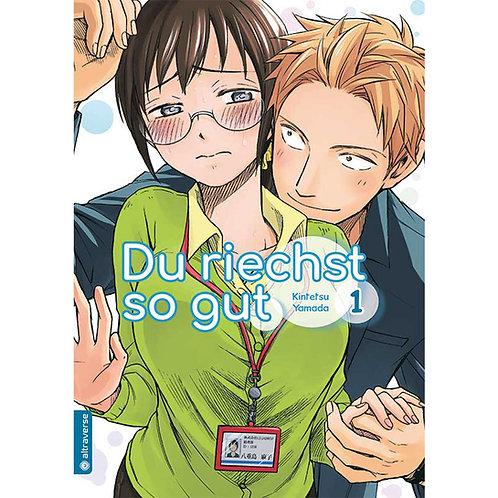 Du riechst so gut - Band 1 (Manga   altraverse)