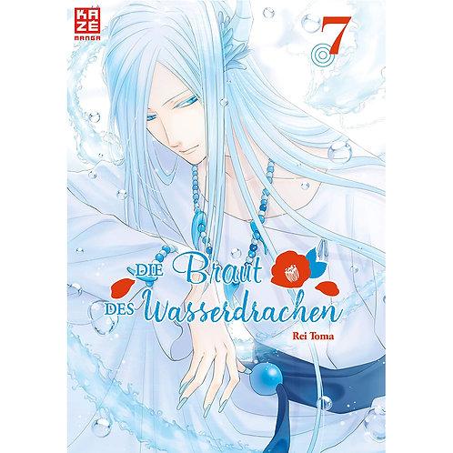 Die Braut des Wasserdrachen - Band 7 (Manga | Kazé)