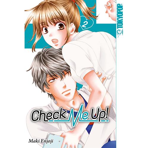 Check Me Up! - Band 02 (Manga | TokyoPop)