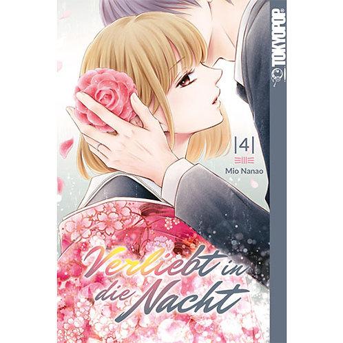 Verliebt in die Nacht - Band 4 (Manga   TokyoPop)