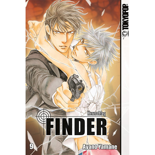 Finder - Herzschlag - Band 09 (Manga   Tokyopop)