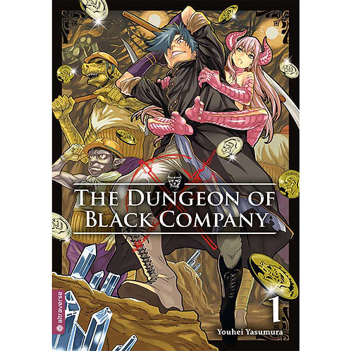 The Dungeon of Black Company -  Band 01 (Manga | altraverse)