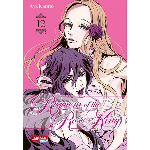 Requiem of the Rose King -  Band 12 (Manga   Carlsen Manga)