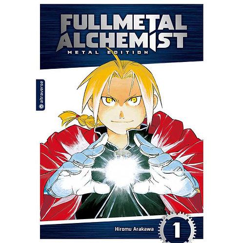 Fullmetal Alchemist Metal Edition - Band 1 (Manga | altraverse)