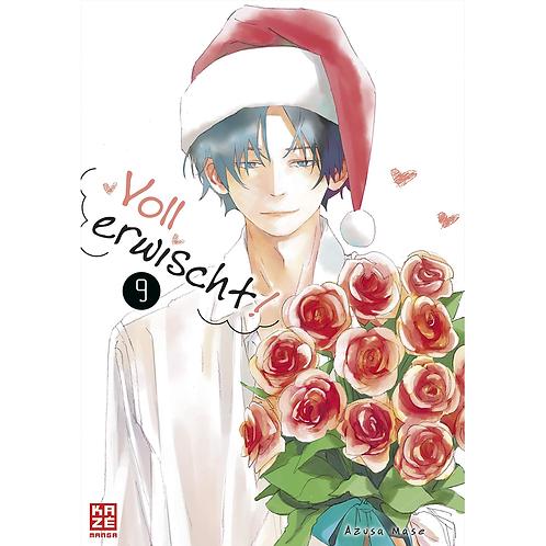 Voll erwischt! - Band 9 (Manga | Kazé)