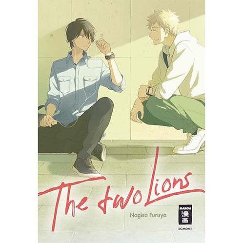 The two Lions (Manga   Egmont Manga)