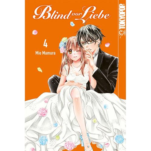 Blind vor Liebe - Band 4 (Manga | TokyoPop)